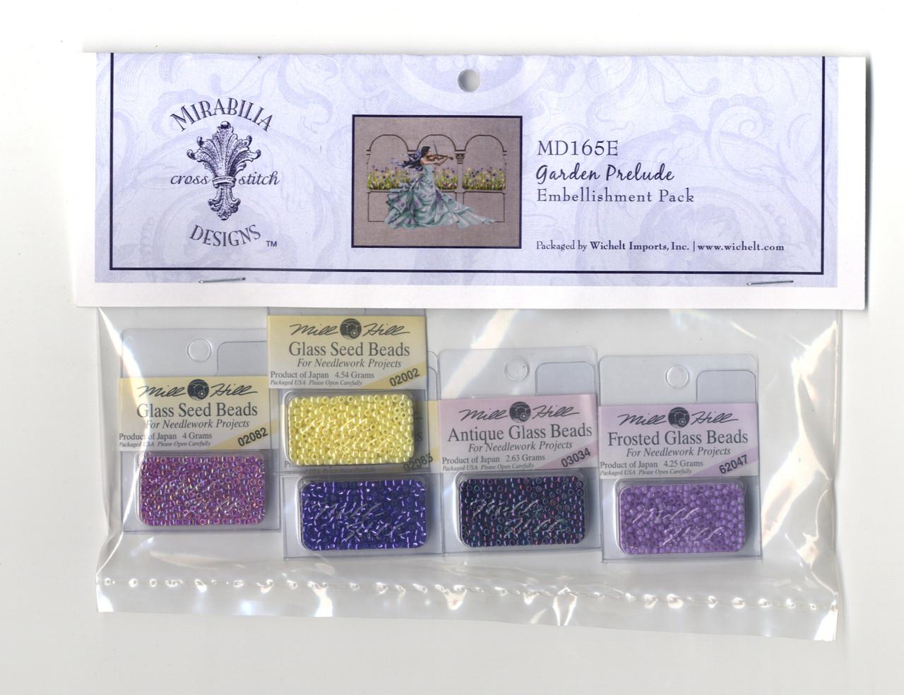 Mirabilia Embellishment Pack  - Garden Prelude