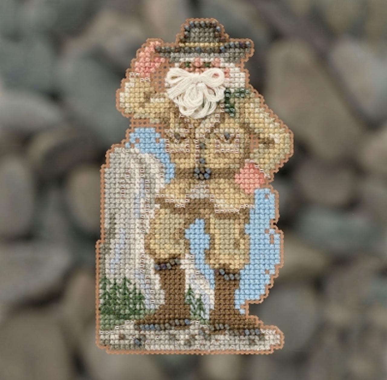 2018 Mill Hill National Parks Santas - Yosemite Santa
