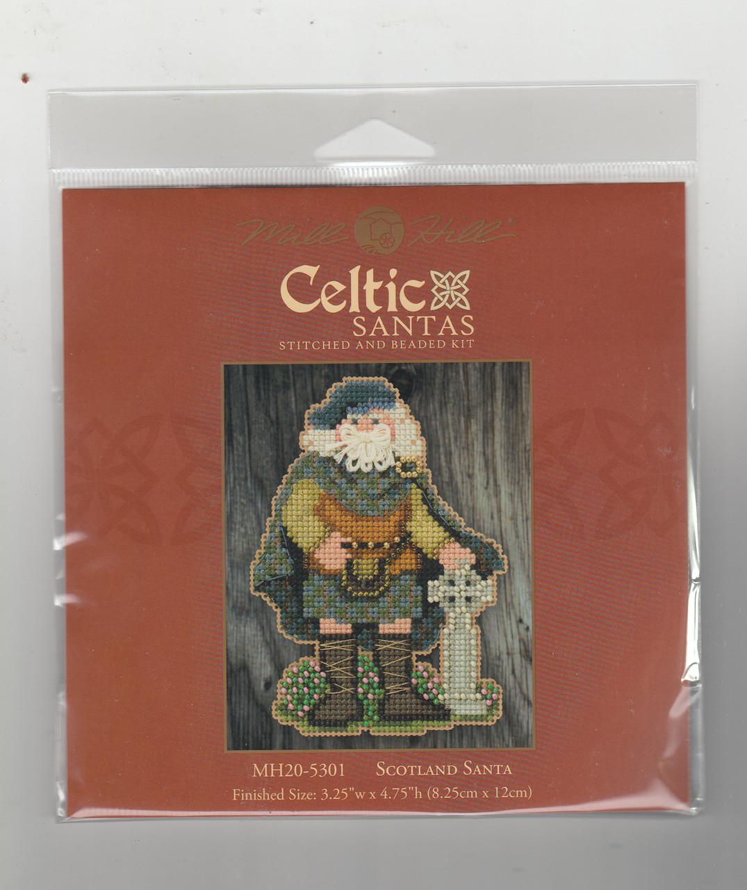 2015 Mill Hill Celtic Santas - Scotland