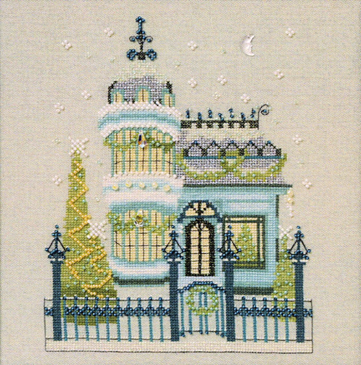 Nora Corbett - The Victorian House
