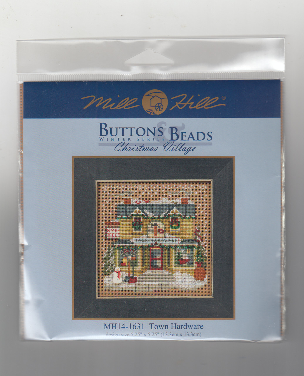 2016 Mill Hill Buttons & Beads Winter Series (Set of 6 Kits)