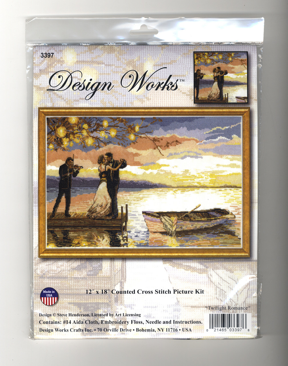 Design Works - Twlight Romance
