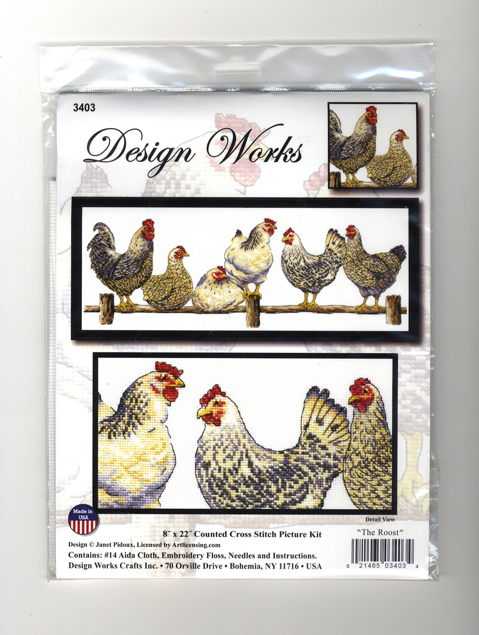 Design Works - The Roost