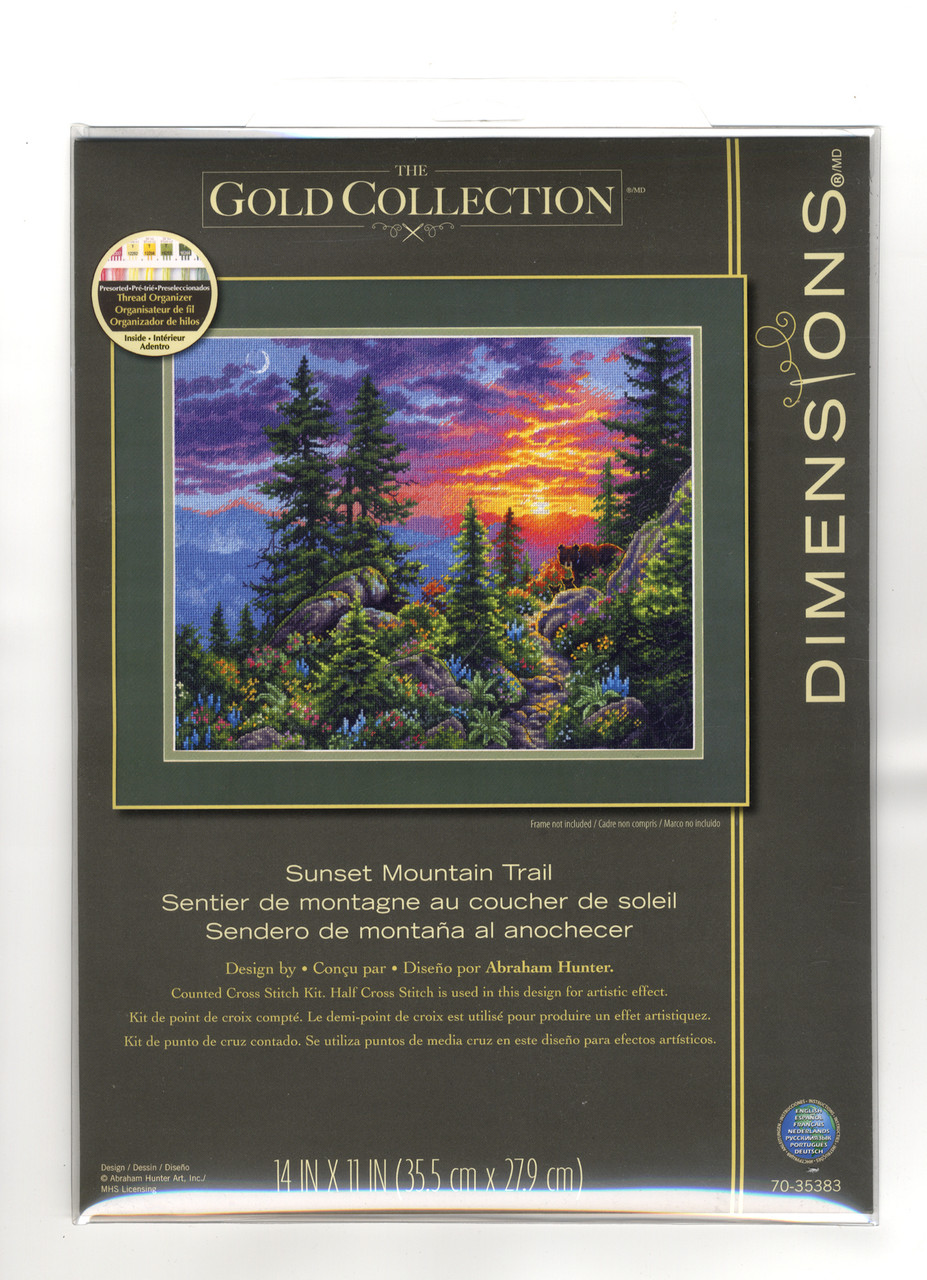 Gold Collection - Sunset Mountain Trail