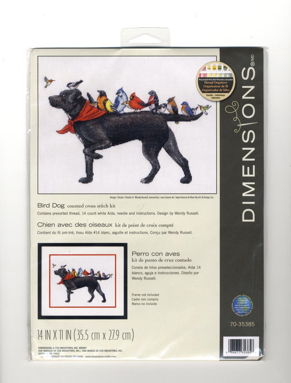 Dimensions - Bird Dog