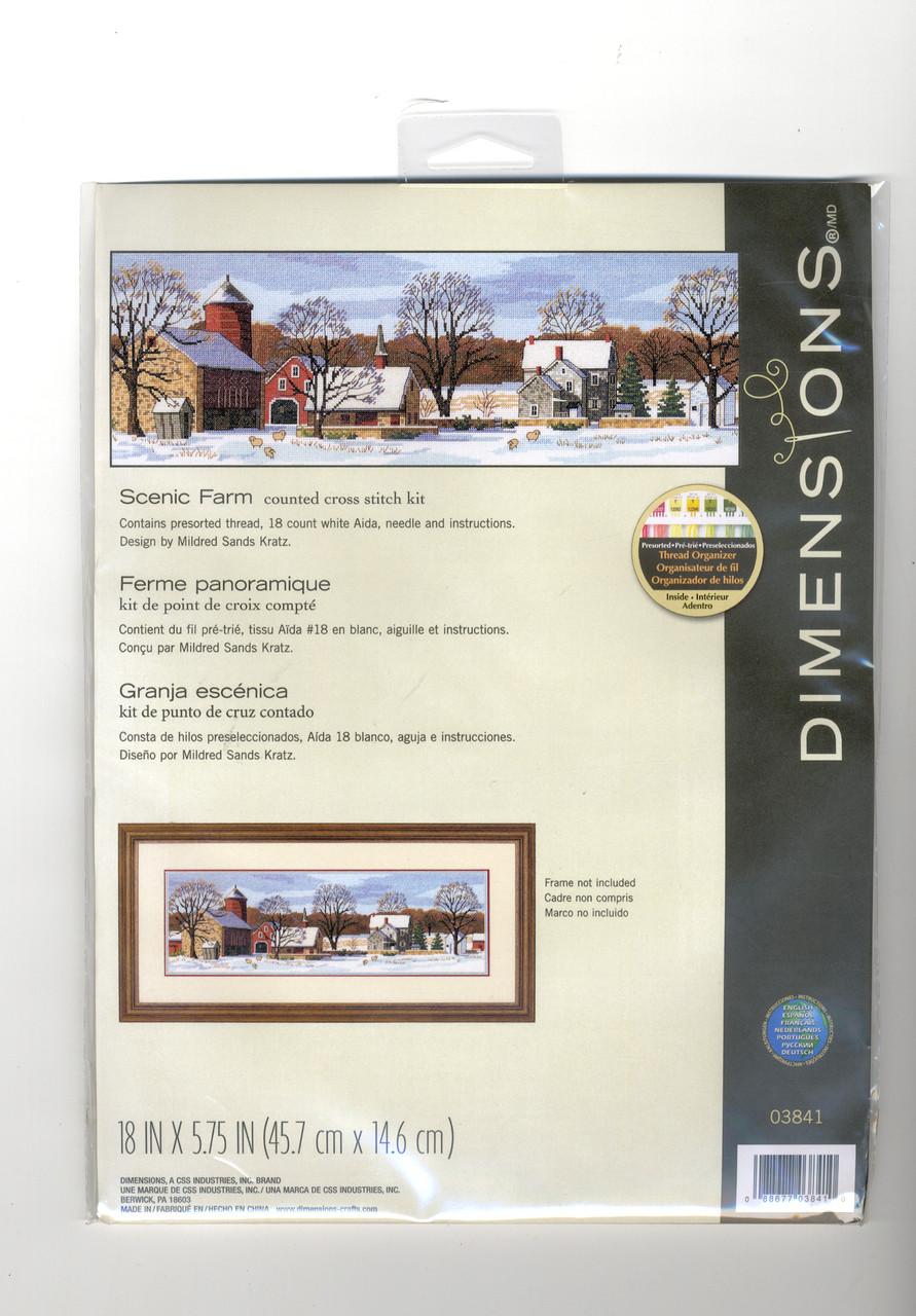 Dimensions ~ Scenic Farm