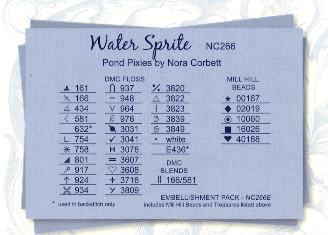 Nora Corbett - Water Sprite