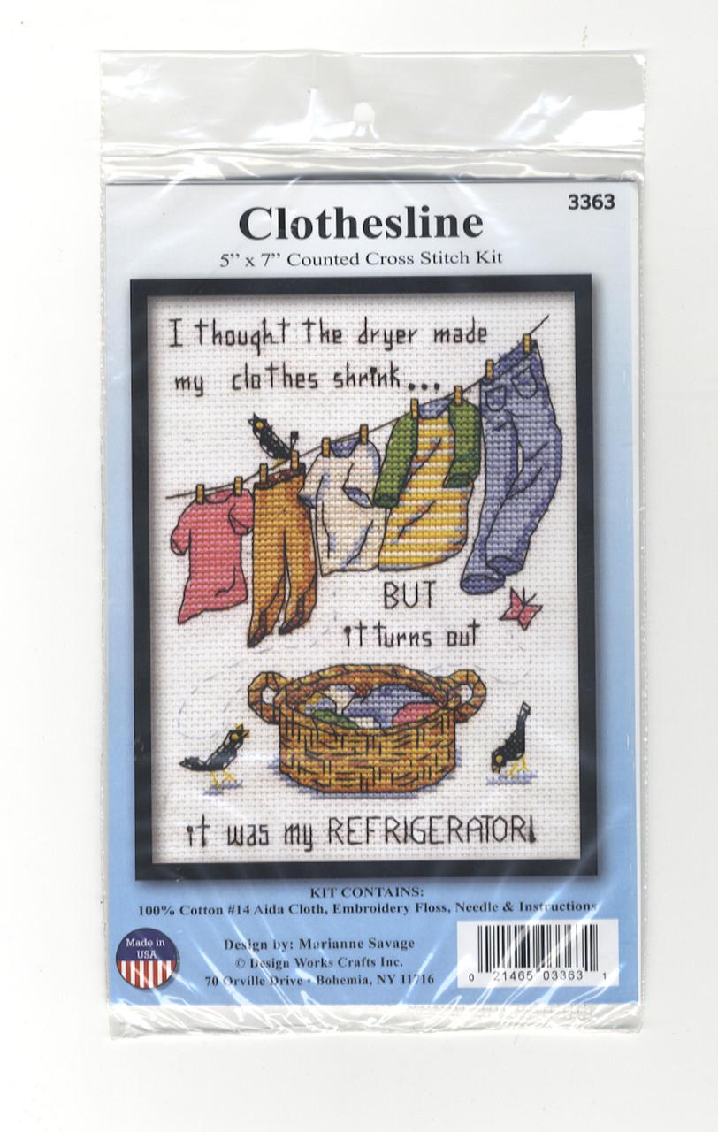 Design Works - Clothesline