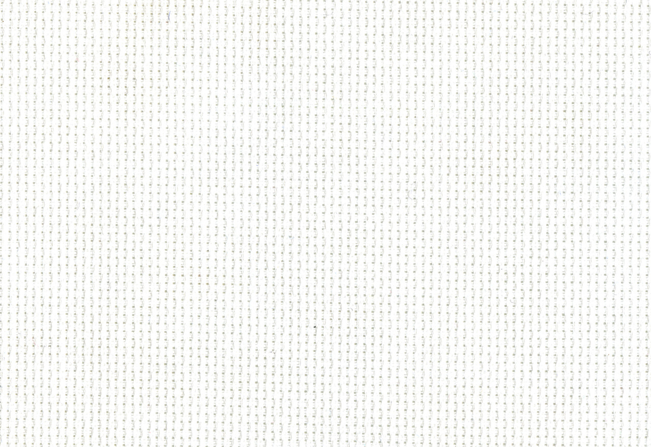 "Design Works - Gold Quality White 14 Count Aida Fabric 15"" x 18"""