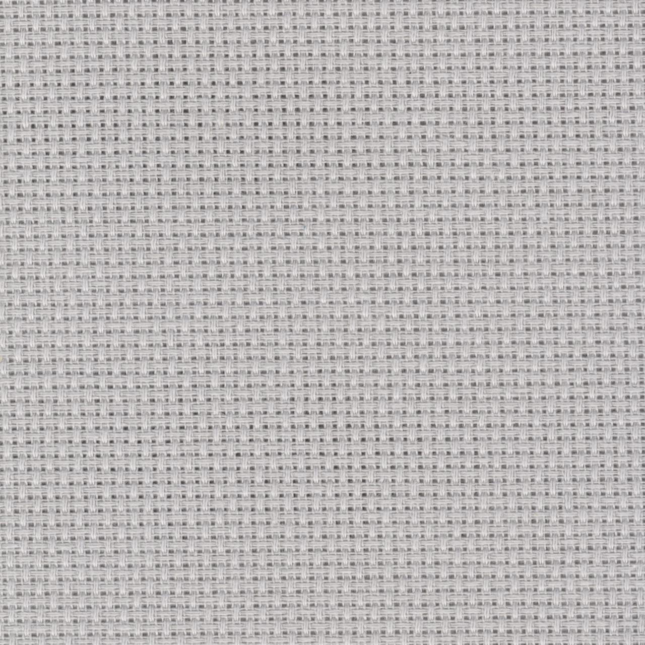 "RTO - Grey 14 Count Aida Fabric 15.5"" x 17.5"""