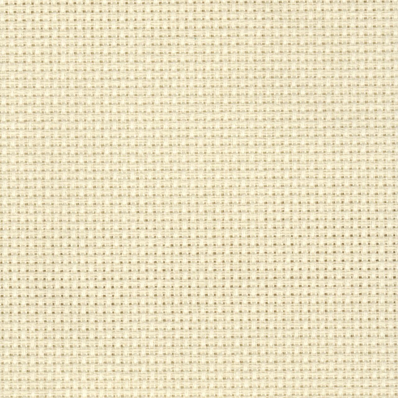 "RTO Cross Stitch Fabric AIDA 14 Beige 15.5/"" x 17.5/"""