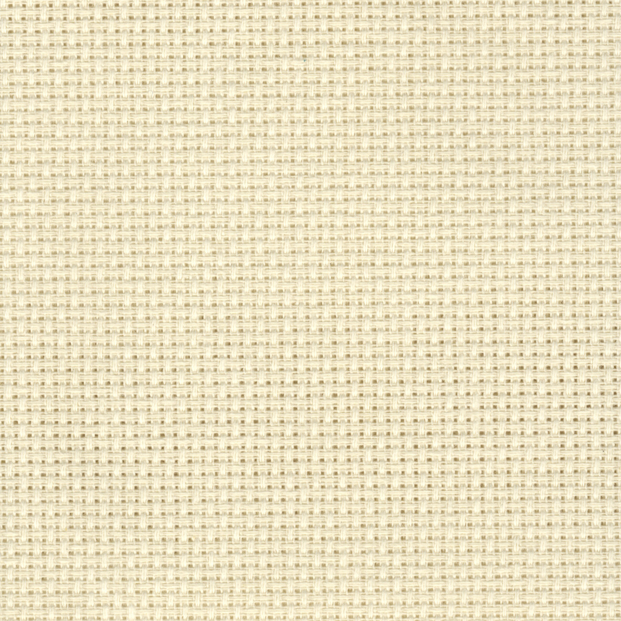 "RTO - Dark Ecru 14 Count Aida Fabric 15.5"" x 17.5"""