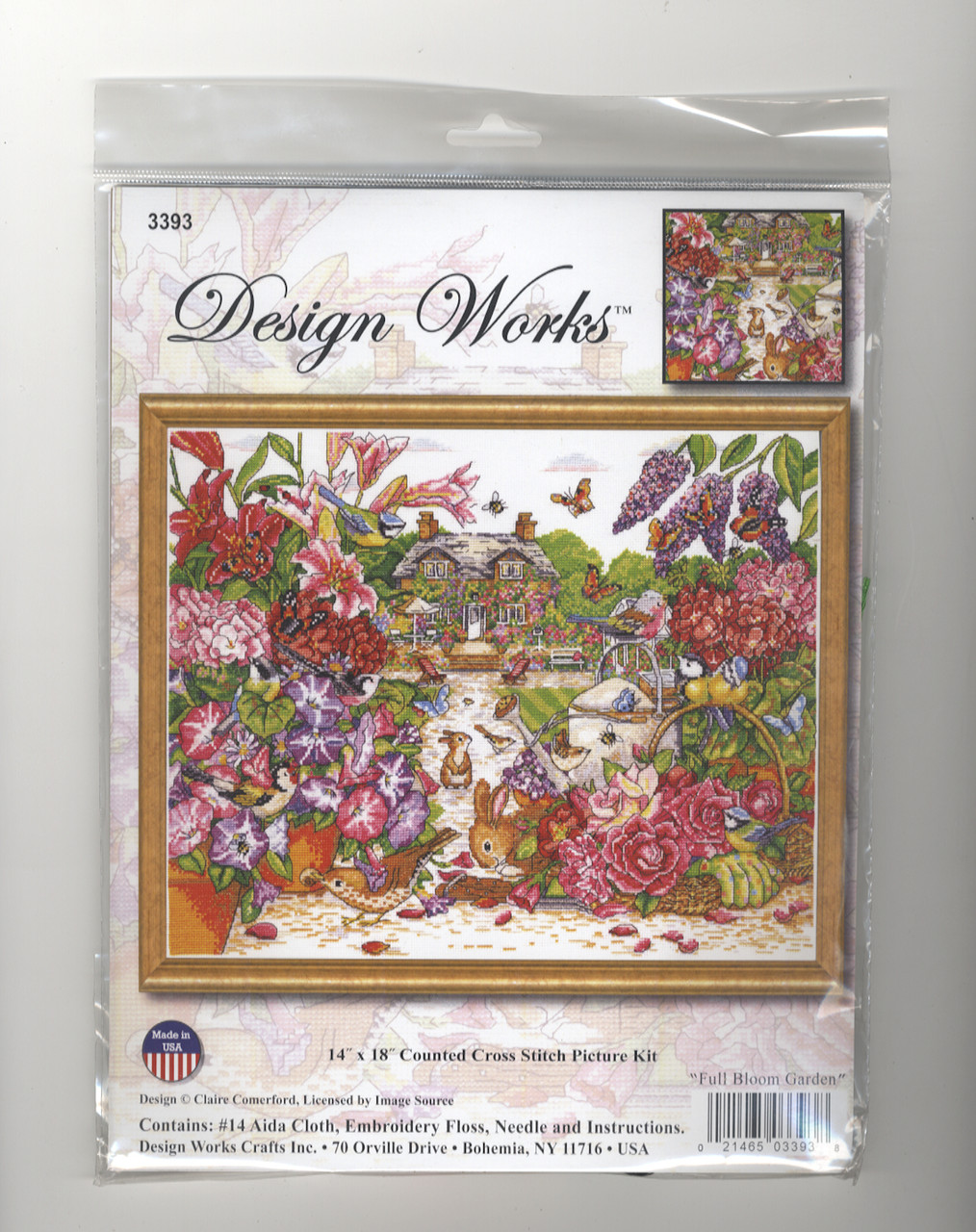 Design Works - Full Bloom Garden