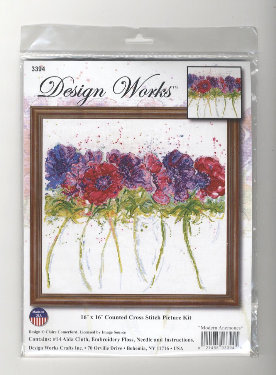 Design Works - Modern Anemones