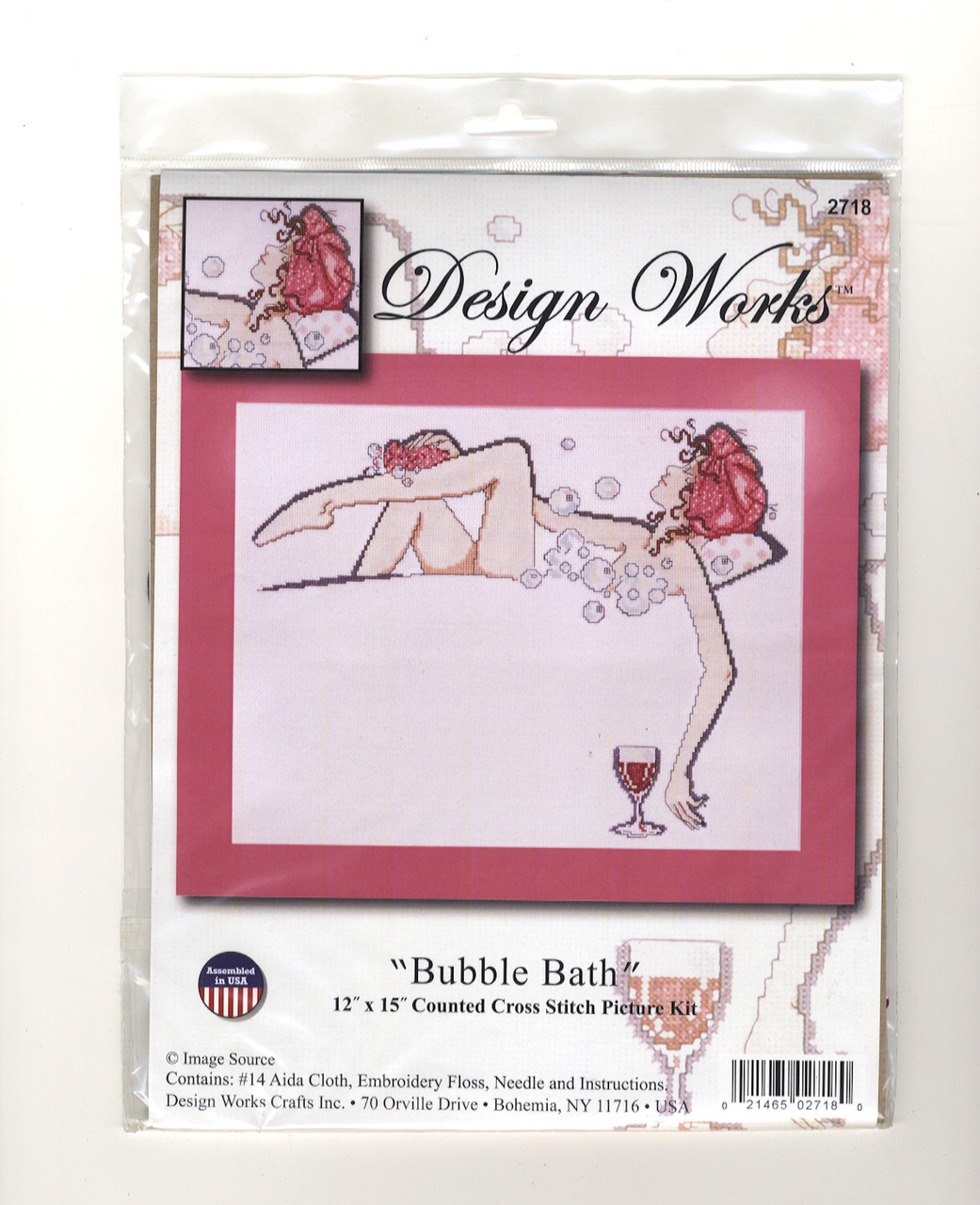 Design Works - Bubble Bath