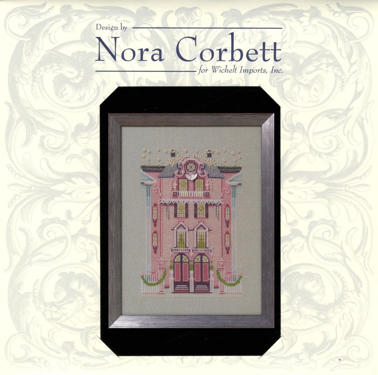 Nora Corbett - The Pink Edwardian House