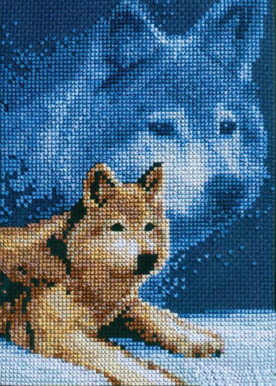 Janlynn Forever Wild Series - Wolf