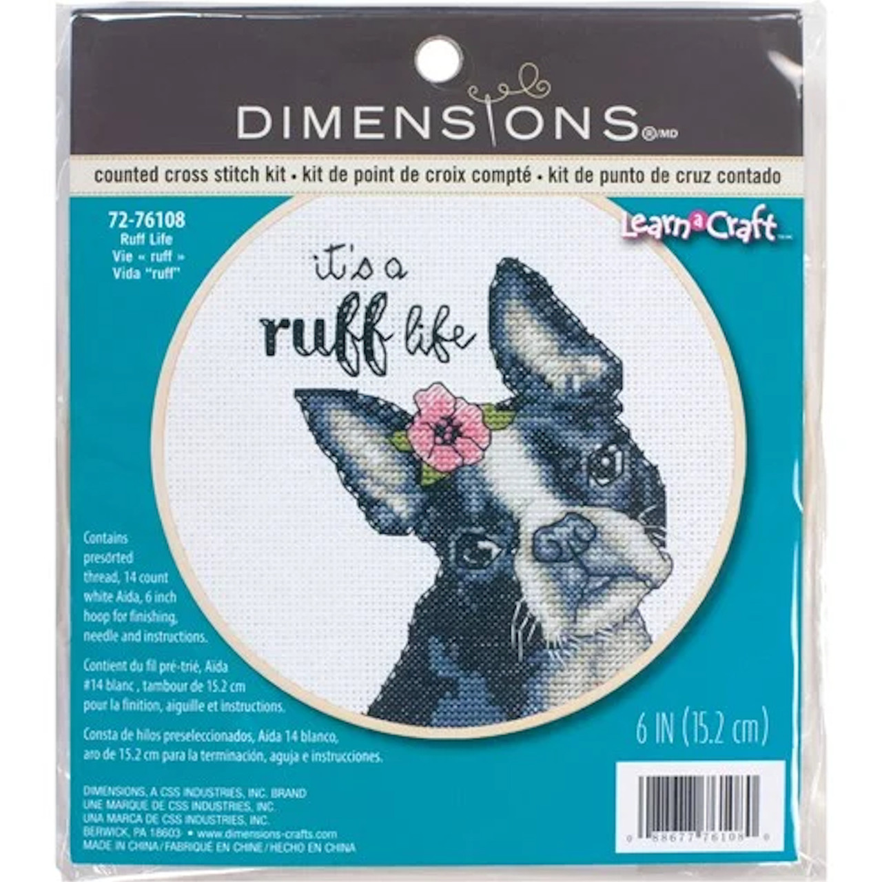 Dimensions Learn a Craft - Ruff Life