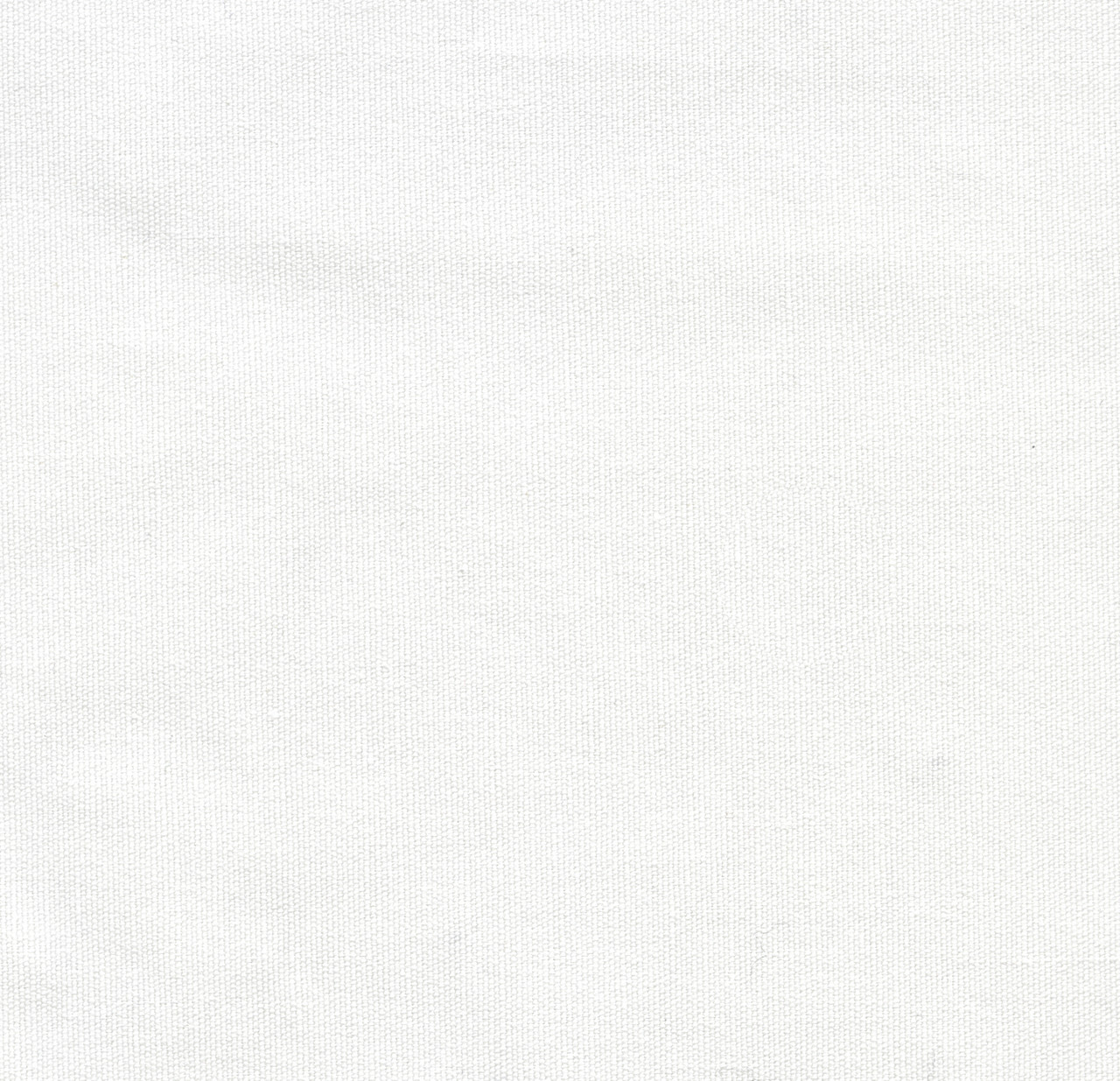 """Design Works - High Quality White Bleached Muslin Fabric 45"""" x 60"""""""