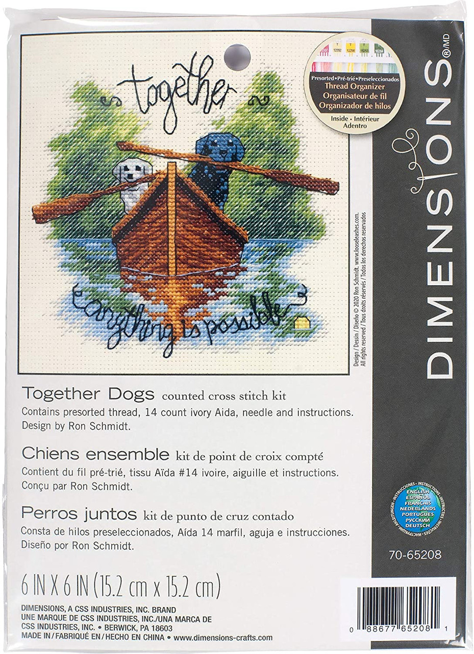 Dimensions Minis - Together Dogs