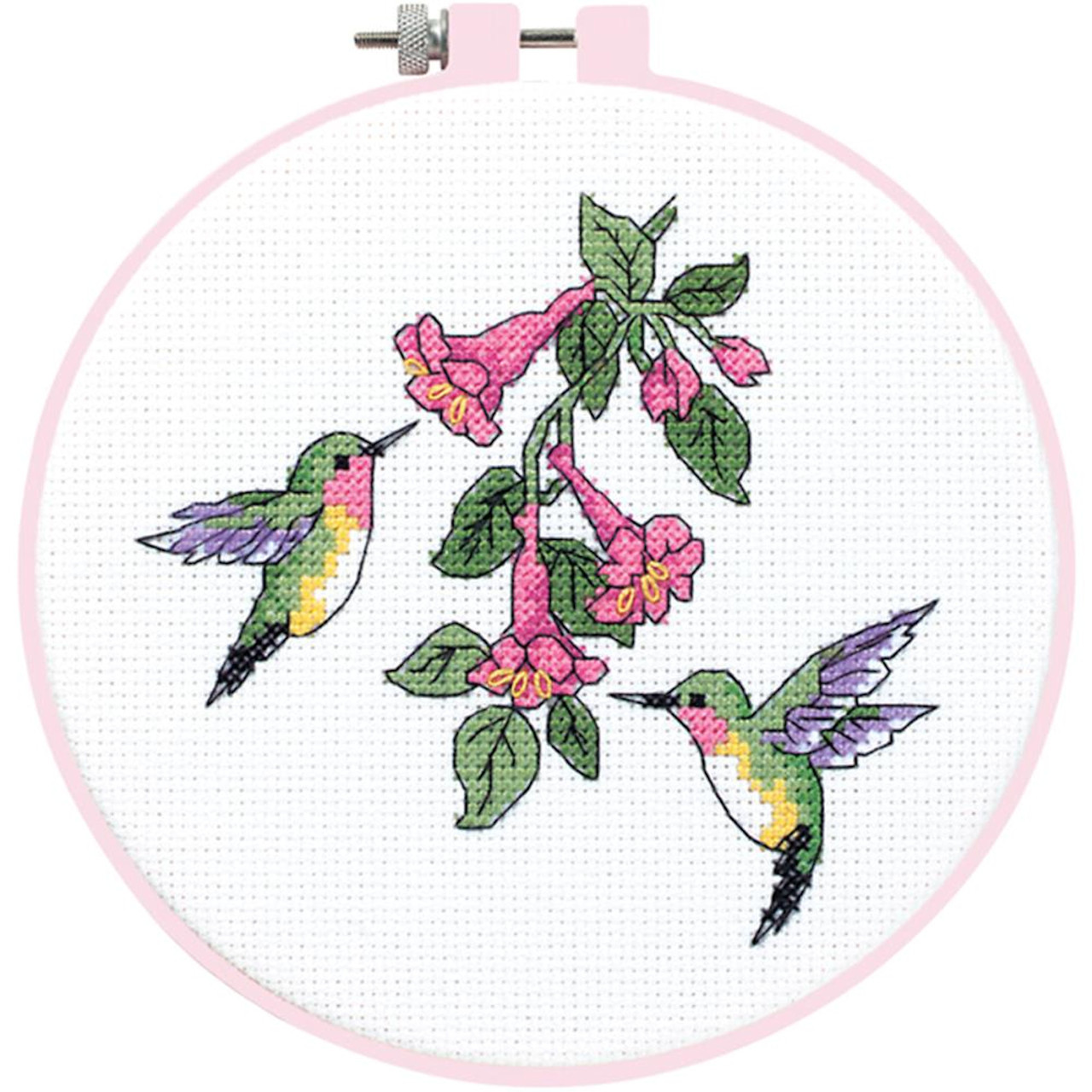 Dimensions Learn a Craft - Hummingbird Duo