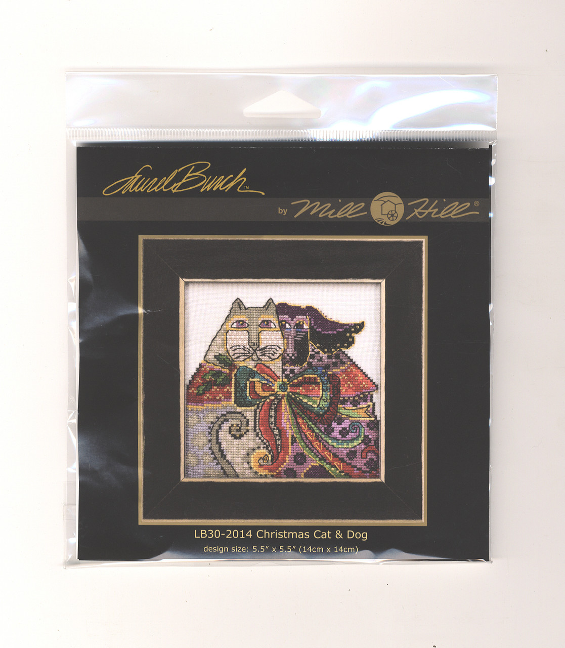 Mill Hill / Laurel Burch Christmas Pets Series (Set of 5 Kits)