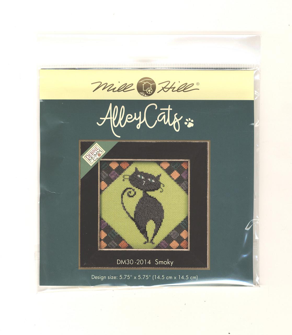 Mill Hill / Debbie Mumm Alley Cats Series (Set of 4 Kits)