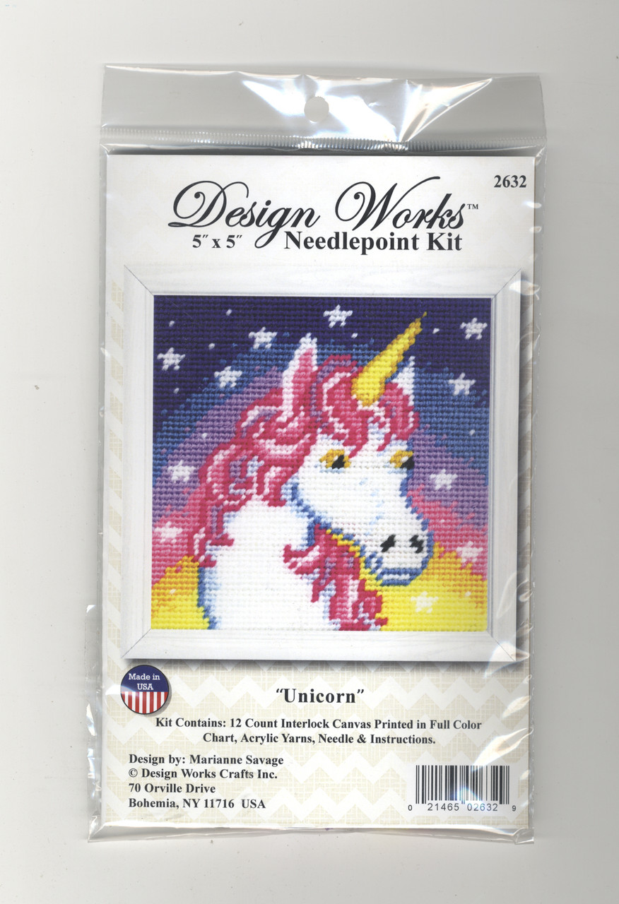 Design Works -  Unicorn