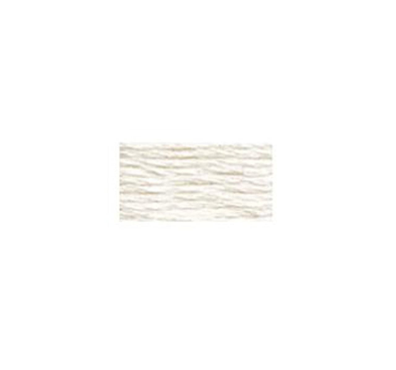 Box of DMC # BLANC White Floss / Thread (12 Skeins)