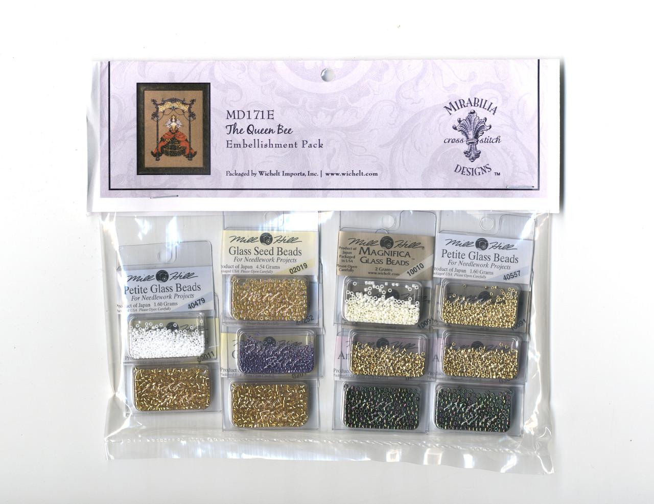 Mirabilia Embellishment Pack - The Queen Bee