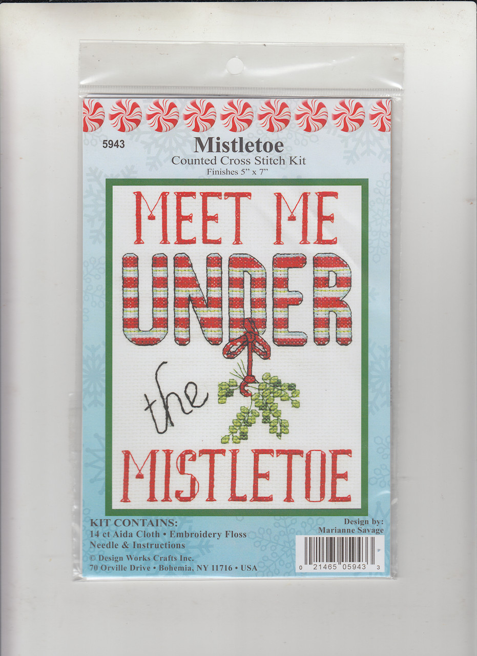 Design Works -  Mistletoe