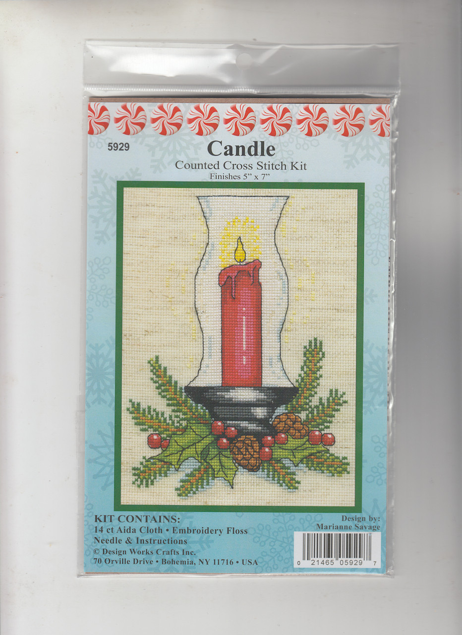 Design Works -  Candle