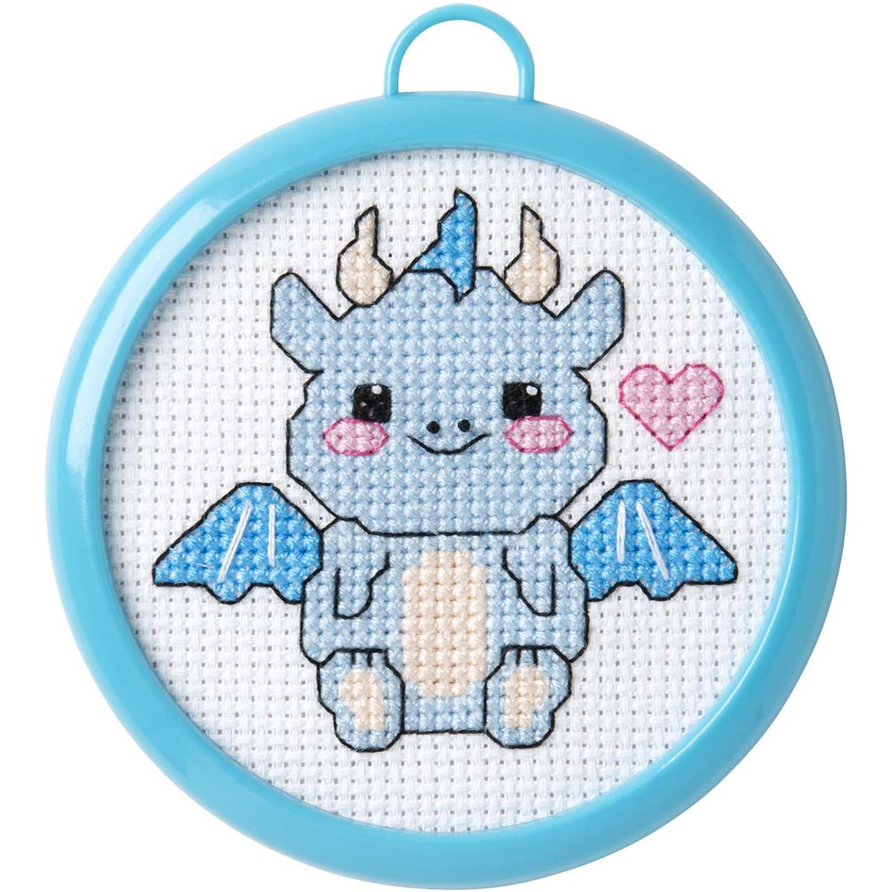 My 1st Stitch - Dragon