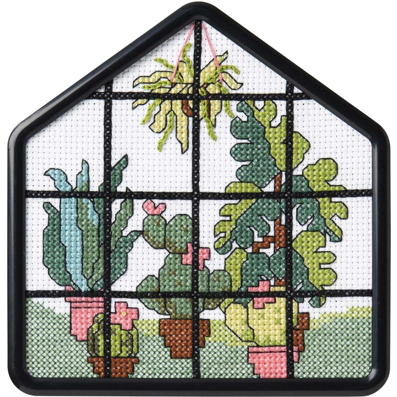 My 1st Stitch - Greenhouse
