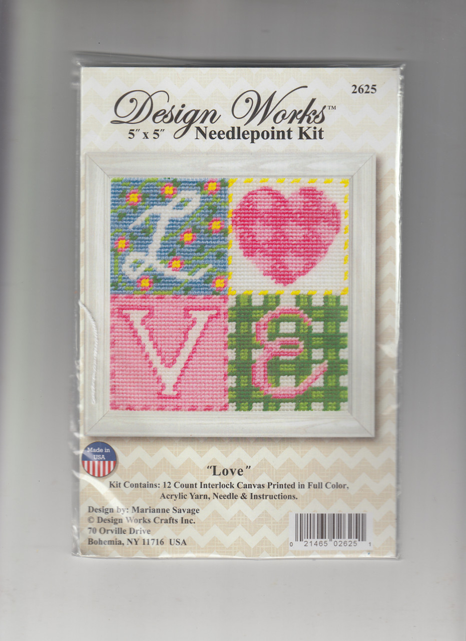 Design Works -  Love