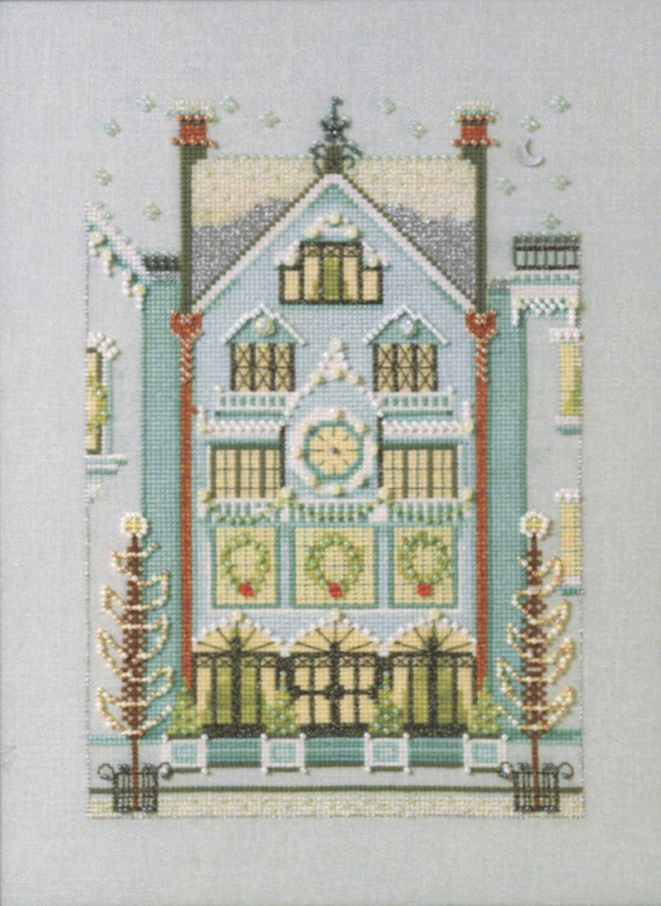 Nora Corbett Embellishment Pack  - The Clockmaker's House