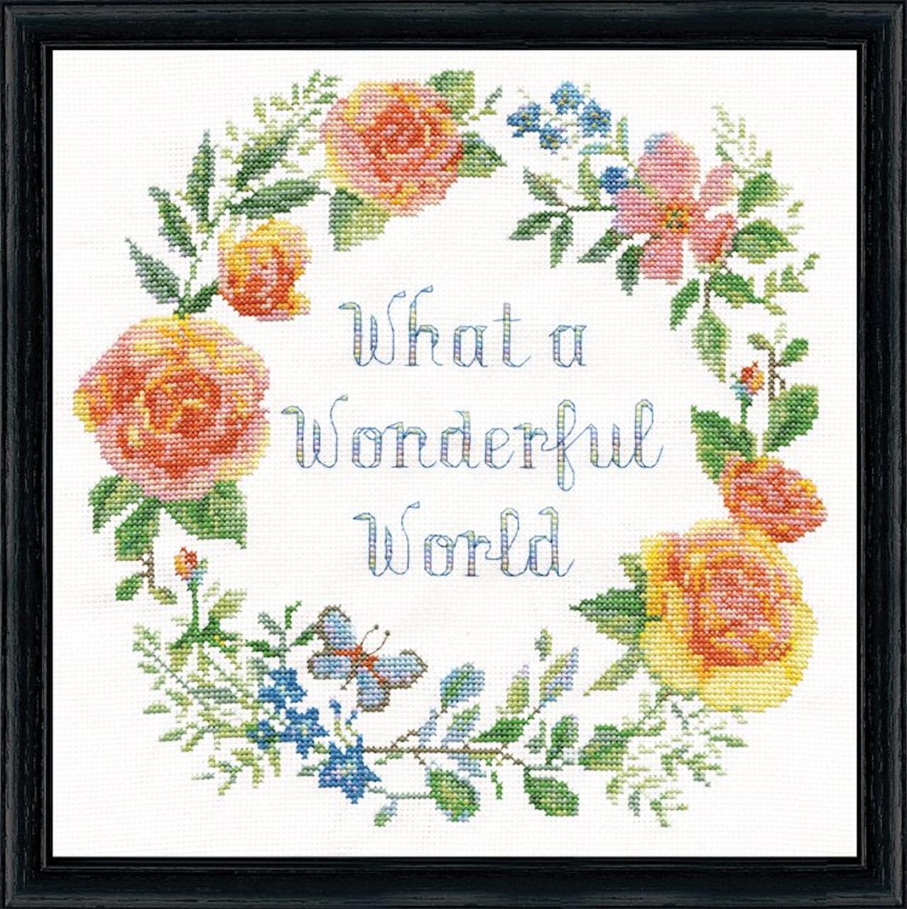 Design Works -  Wonderful World