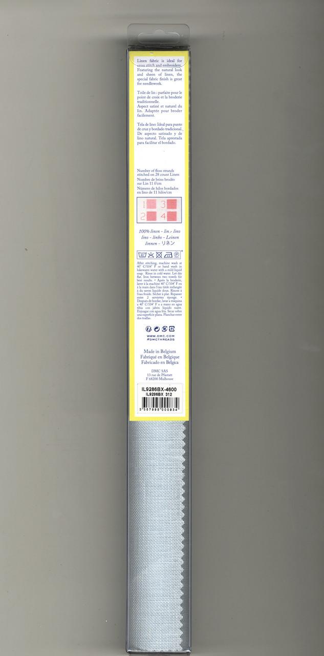 "Charles Craft  - 28 Count Light Blue Linen 15"" x 18"""