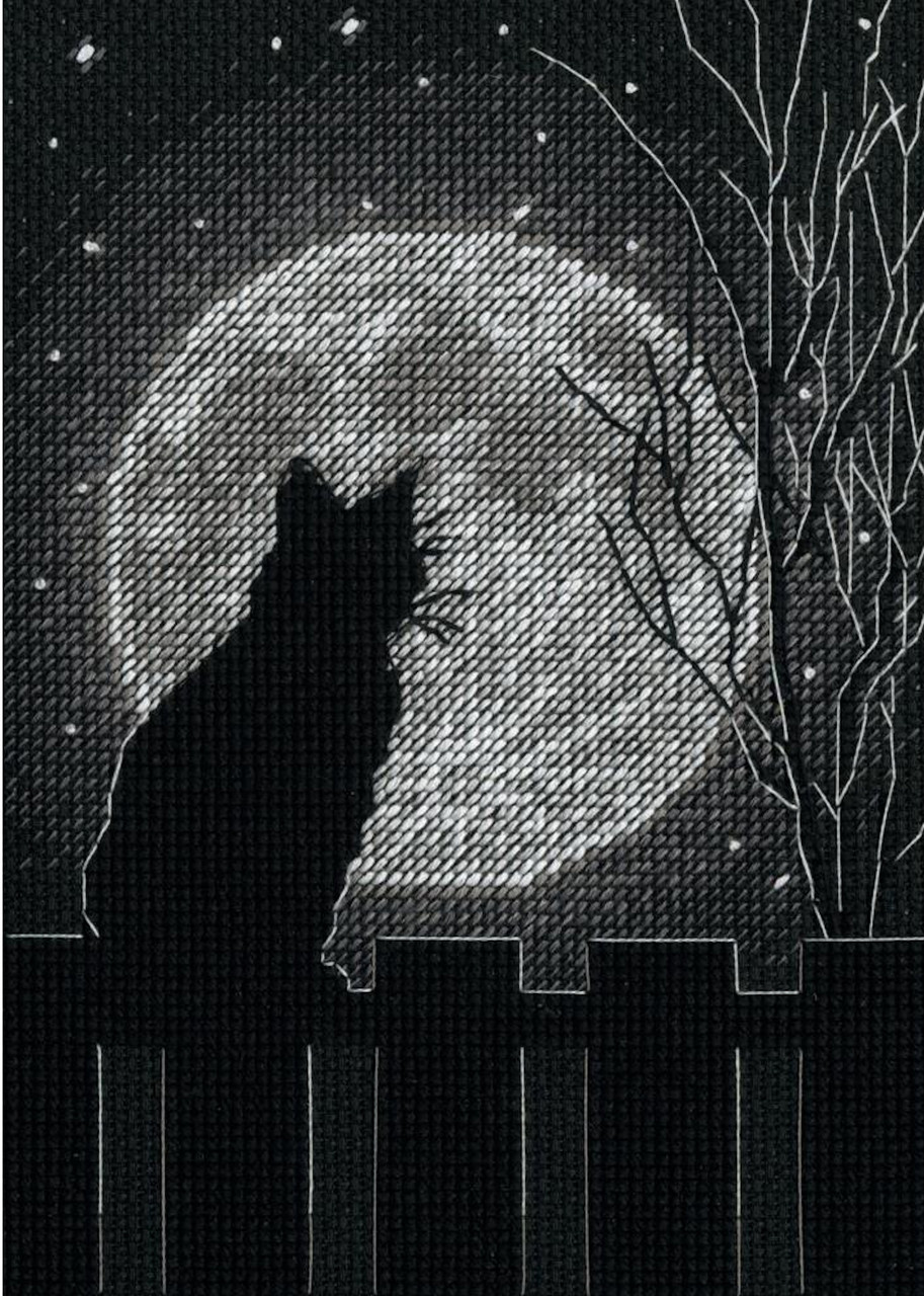 Dimensions Minis -  Black Moon Cat