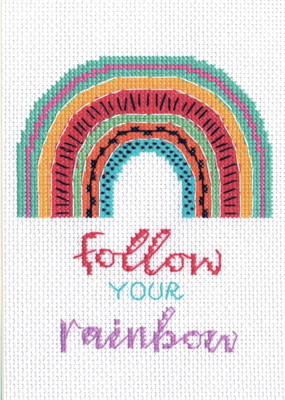 Dimensions Minis -  Follow Your Rainbow