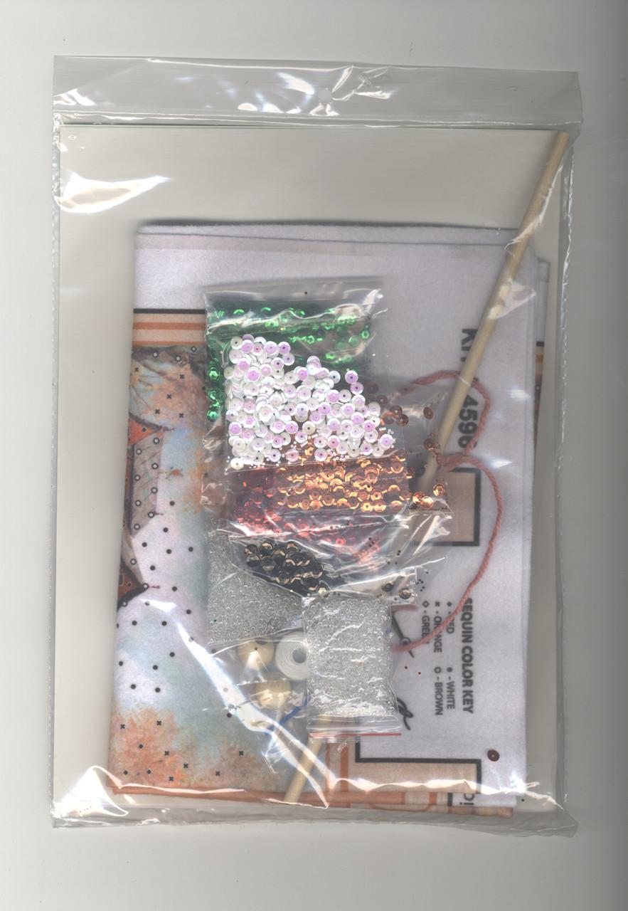 Design Works - Farm Fresh 2022 Jeweled Calendar Kit