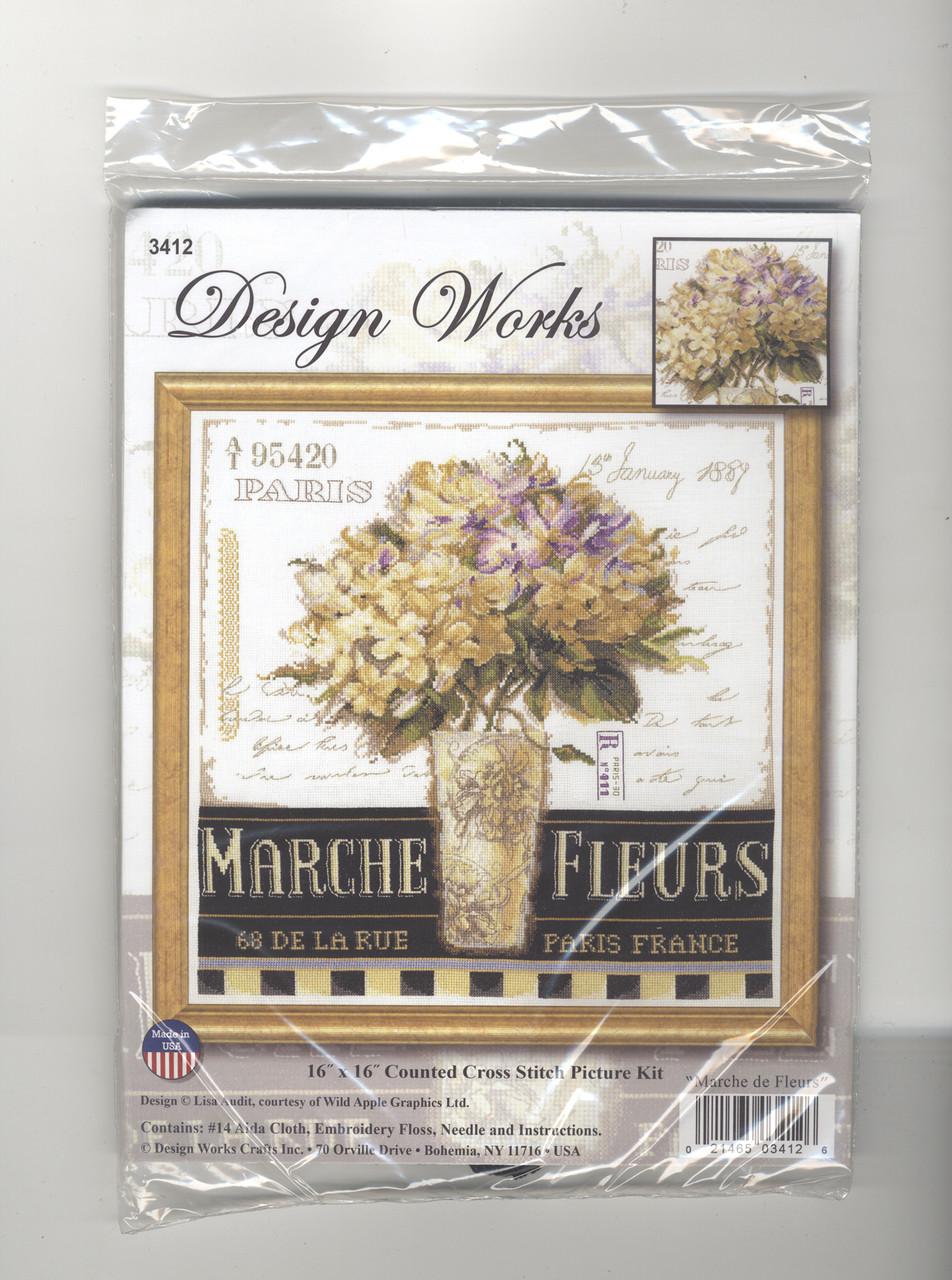 Design Works -  Marche de Fleurs
