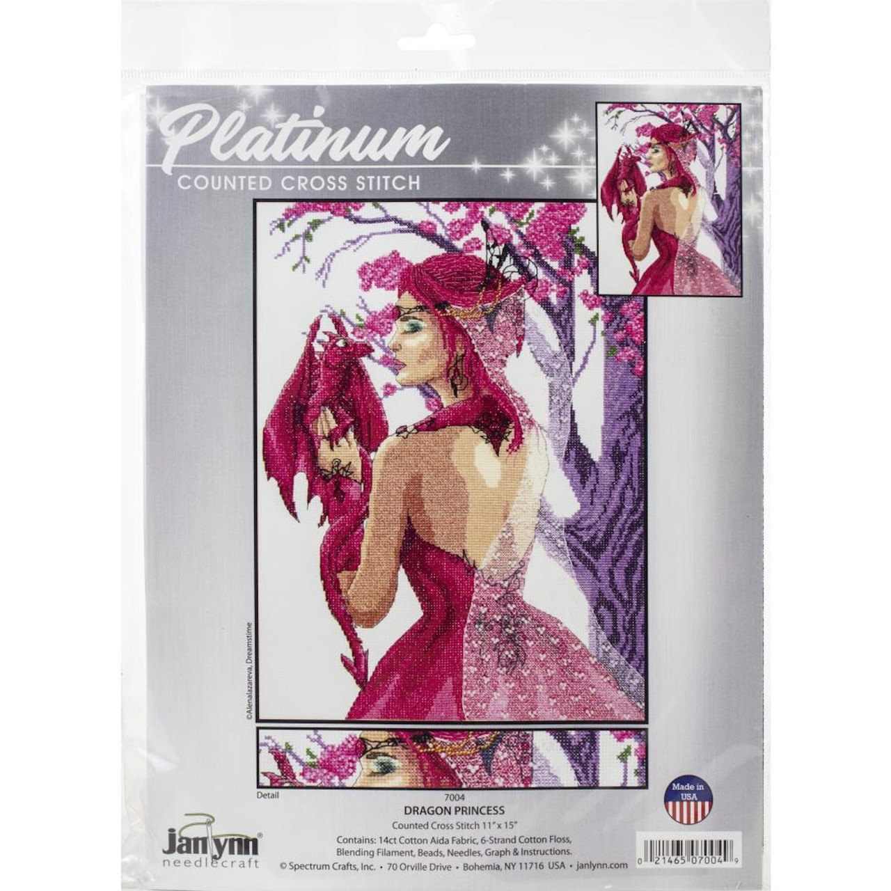 Janlynn - Platinum Collection Dragon Princess