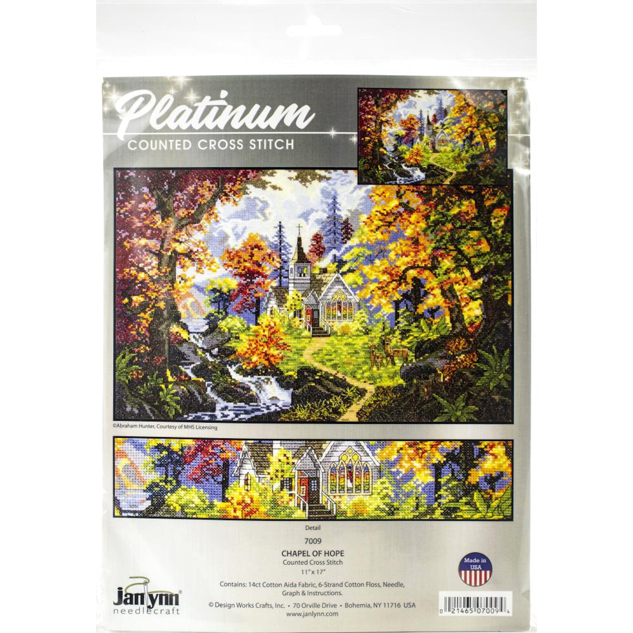 Janlynn - Platinum Collection Chapel of Hope