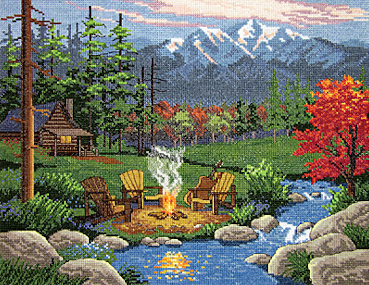Janlynn - Camp Fire