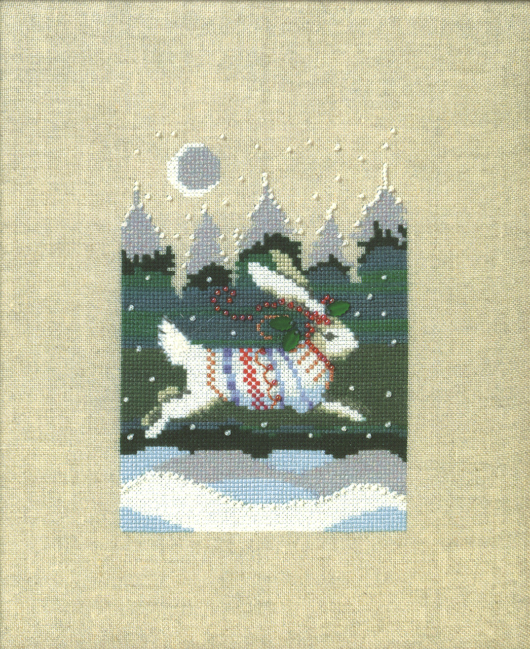 Nora Corbett - Winter Hare