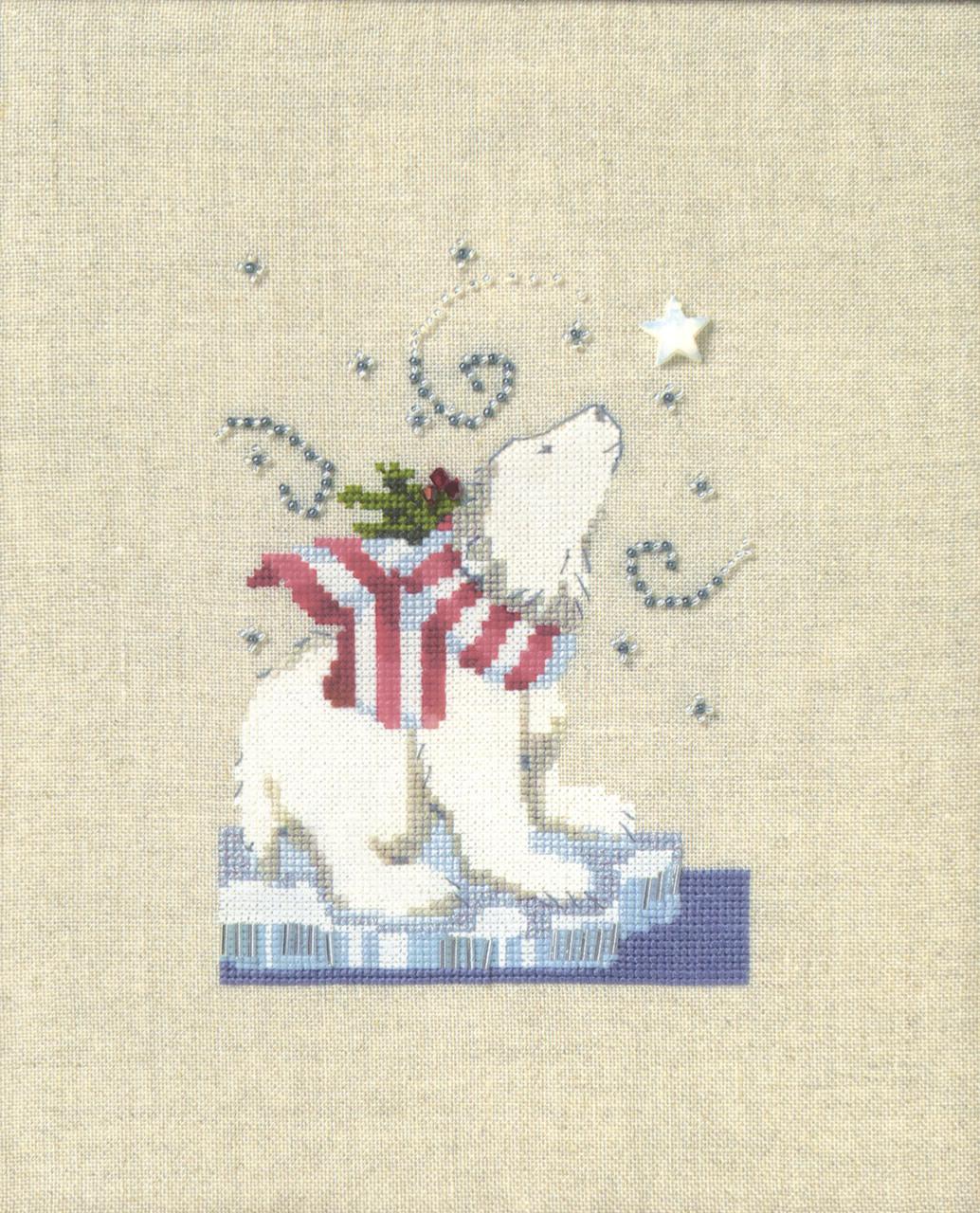 Nora Corbett Embellishment Pack  - Winter Bear