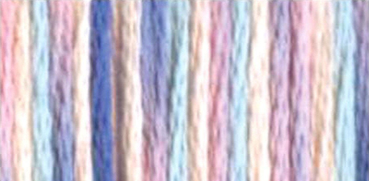 Color Variations Embroidery Floss - Cotton Candy #4214