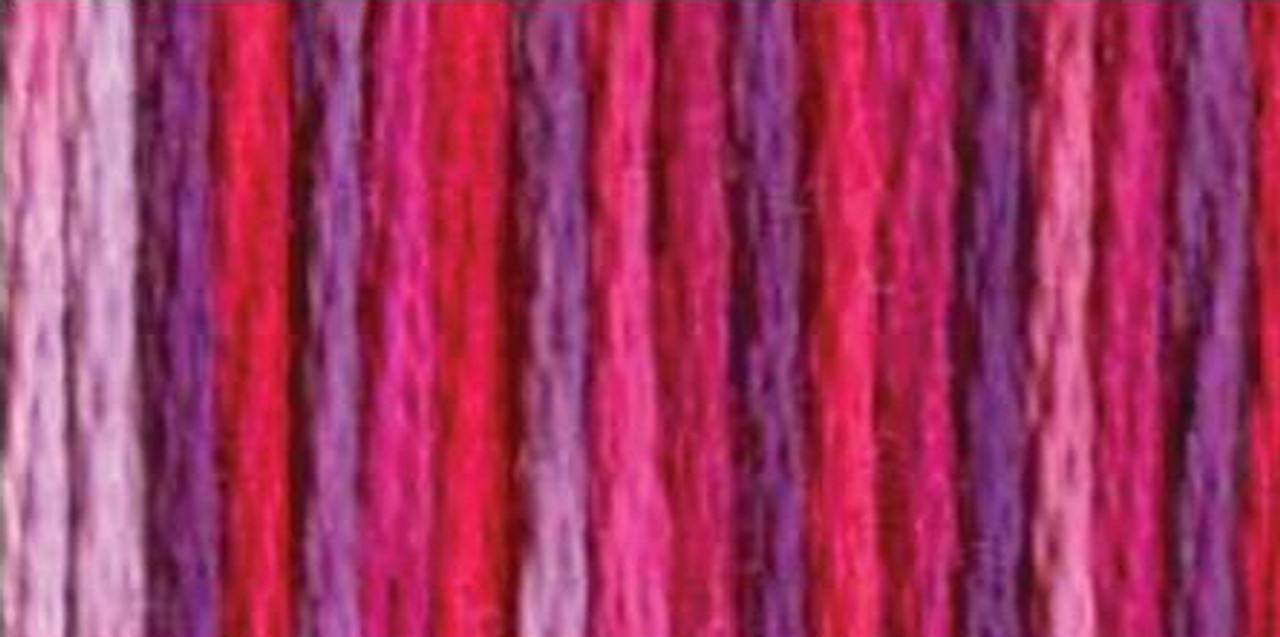 Color Variations Embroidery Floss - Azalea #4211