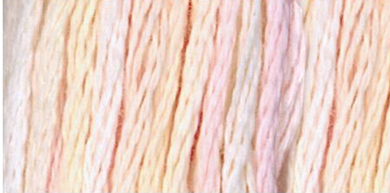 Color Variations Embroidery Floss - Glistening Pearls #4160